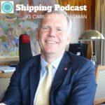 Carl Johan Hagman, CEO Stena Line and Stena Rederi AB