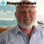 Captain Jörgen Lorén, Senior Master, STENA DANICA