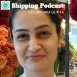 Sanjam Gupta, Director Sitara Shipping Ltd, India and President WISTA India