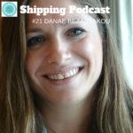 Danae D. Bezantakou, Managing Director Navigator Shipping Consultants, Athens