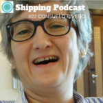 Consuelo Rivero, Shipping Agent, Agency Department, Ership, Huelva, Spain