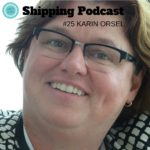 Karin Orsel, CEO MF Shipping Group