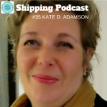 Kate D Adamson, Blue Futurist, FutureNautics