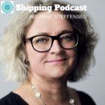 Anne H. Steffensen, CEO Danish Shipowners' Association