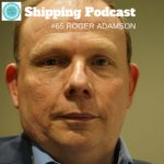 Roger Adamson, CEO Futurenautics Maritime