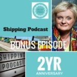 Bonus episode, 2 year aniversary of the Shipping Podcast