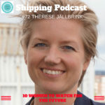 Therese Jällbrink, Business Interaction Manager, Stena Bulk