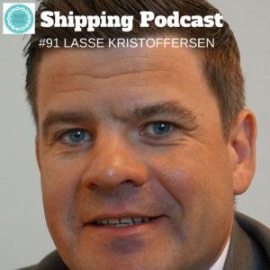 Lasse Kristoffersen, CEO of Torvald Klaveness