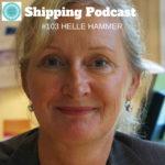 Helle Hammer, Managing Director, CEFOR, the Nordic Association of Marine Insurers