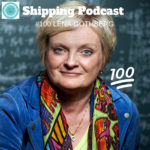 Lena Göthberg, Producer and Host of the Shipping Podcast