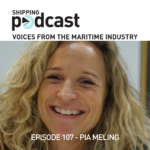 Pia Meling, Vice President, Sales & Marketing at Massterly AS – A Kongsberg Wilhelmsen joint venture