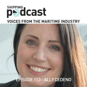 Ally Cedeno, Founder Women Offshore