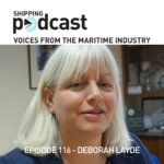 Deborah Layde, Grants Director, Seafarers UK