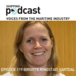 Birgitte Ringstad Vartdal, CEO Golden Ocean Management AS