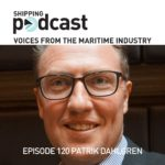 Patrik Dahlgren, Senior Vice President, Global Marine Operations, Royal Caribbean Cruises, Ltd.