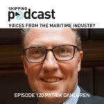 Patrik Dahlgren, Senior Vice President, Global Marine Operations, Royal Caribbean Cruises, Ltd.