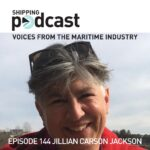 144 Jillian Carson Jackson, President Nautical Institute
