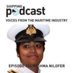 154 Reshma Nilofer, Maritime Pilot, Kolkata Port Trust, India