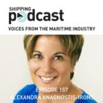 157 Alexandra Anagnostis-Irons, Founder and Owner, Total Marine Solutions, Inc.