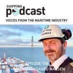 158 Captain Thomas Lindegaard Madsen, VENTA MAERSK, Maersk Line