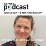 160 Fenna van de Merwe, Principal Consultant and Discipline Lead in Human Factors, Safety, Risk & Reliability, DNV – Maritime Advisory