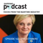 162 Lena Gothberg, Host and Producer of the Shipping Podcast