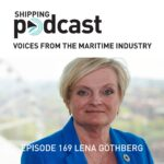 169 Lena Gothberg, Host and Producer, Shipping Podcast