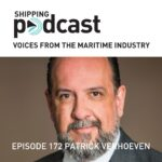 172 Patrick Verhoeven, Managing Director at International Association of Ports and Harbors (IAPH)